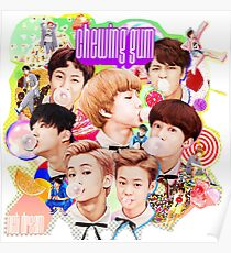 NCT Dream - Chewing Gum Poster