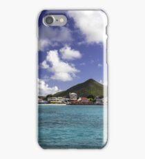 Great Bay: Philipsburg, St. Maarten iPhone Case/Skin