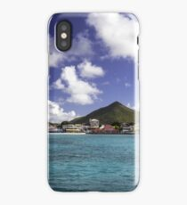Great Bay: Philipsburg, St. Maarten iPhone Case/Skin