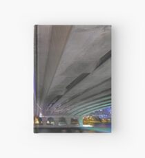 Under The Narrows Bridges  Hardcover Journal