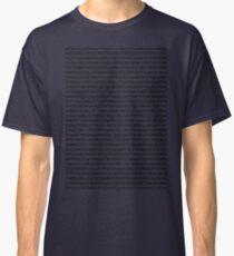 john mayer's discography Classic T-Shirt