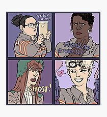Ghostbusters! Photographic Print