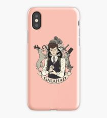 Young Galahad iPhone Case/Skin