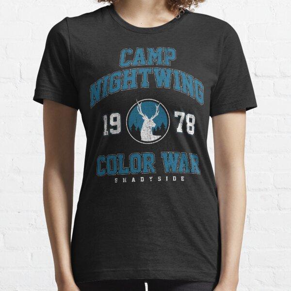 Camp Nightwing Color War 78 - Shadyside Essential T-Shirt