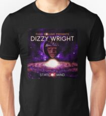 Dizzy Wright State of Mind Unisex T-Shirt