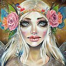Titania the Faerie Queen by KimTurner