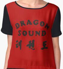 Miami Connection – Dragon Sound Chiffon Top