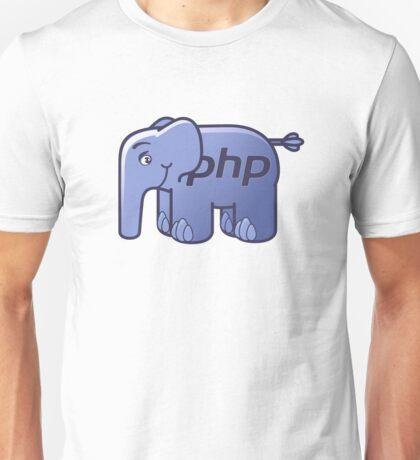 PHP ElePHPant mascot Unisex T-Shirt