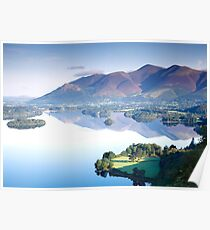 Skiddaw from Surprise View Poster