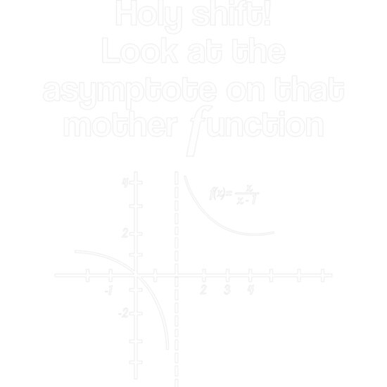 Holy shift look at the asymptote on that mother function by JasonCooke