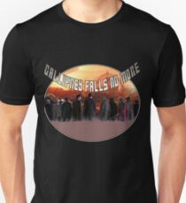 Gallifrey Falls No More (Alt) Unisex T-Shirt