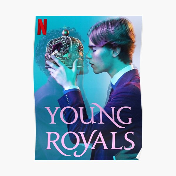 Young royals  Poster