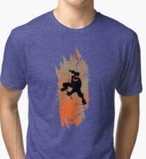 TEENAGE MUTANT NINJA TURTLE MICHELANGELO Tri-blend T-Shirt