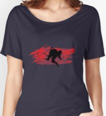 TEENAGE MUTANT NINJA TURTLE RAPHAEL Women's Relaxed Fit T-Shirt