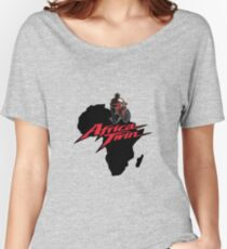 Africa Twin Women's Relaxed Fit T-Shirt