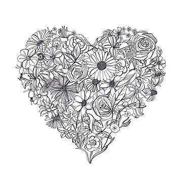 Heart  by kirsten-designs