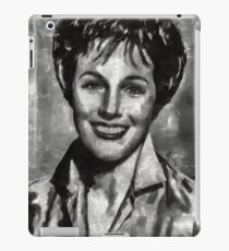 Julie Andrews Hollywood Actress iPad Case/Skin