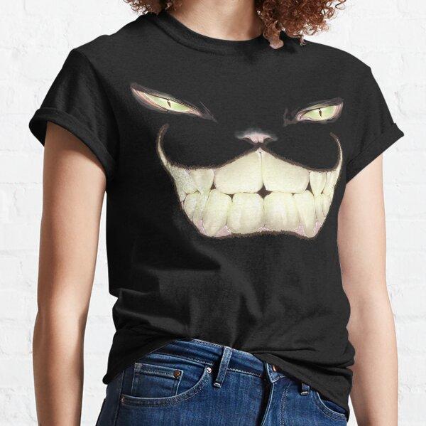Cheshire cat, Just the smile, Wonderland Classic T-Shirt
