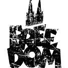 FREE DOM Köln Design von theshirtshops