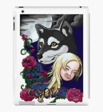 The Girl Who Cried 'Wolf' iPad Case/Skin