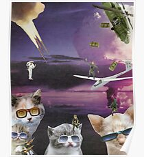 Attack of the Cool Cats Poster