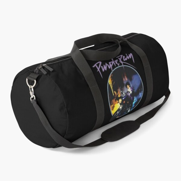 Prince,Purple Rain, Love Sign  Duffle Bag