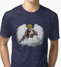 The Sweet Prince Harambe Descends Tri-blend T-Shirt