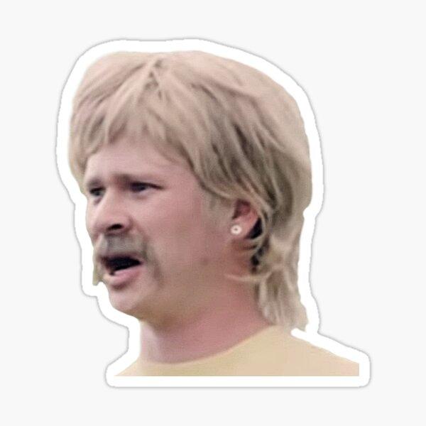 Boomer WTF-Ausschnitt Sticker