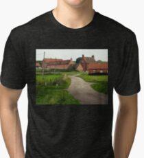 Wellow,  a Quiet Corner. Tri-blend T-Shirt