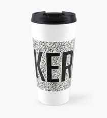 Sneakerhead Yeezy Boost 350 Pattern Travel Mug