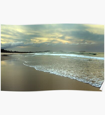 Afternoon on Dreamtime Beach  Poster