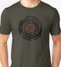 Old Vinyl Records Urban Grunge T-Shirt