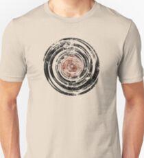 Old Vinyl Records Urban Grunge T-Shirt