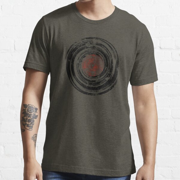 Old Vinyl Records Urban Grunge Essential T-Shirt