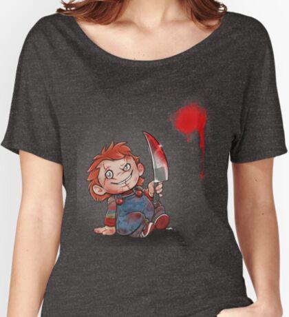 Chucky Women's Relaxed Fit T-Shirt