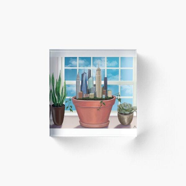 Revival Acrylic Block