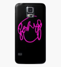 Scott Pilgrim VS the World - Have you seen a girl with hair like this...Ramona Flowers PINK Case/Skin for Samsung Galaxy