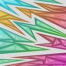 Voxel Triangles - CS:GO Skin (Rainbow Fade) by Zurex