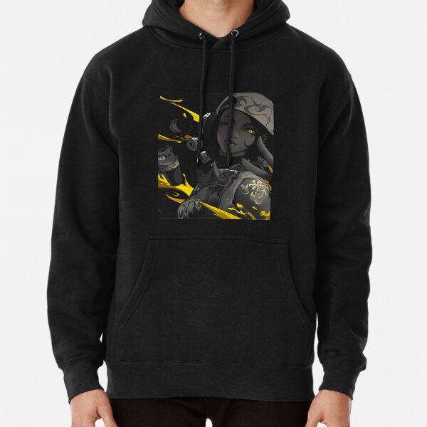 Funny Gifts Valorant Raze agent Pullover Hoodie