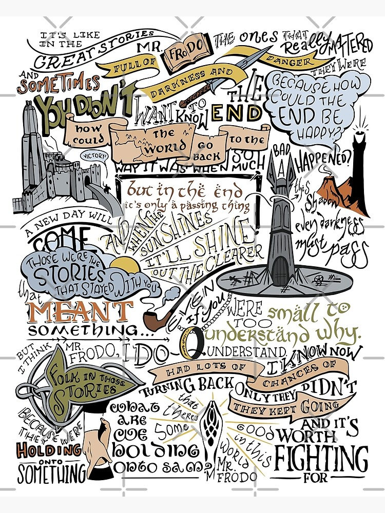 Sam's Speech (Colorized) by catlashley