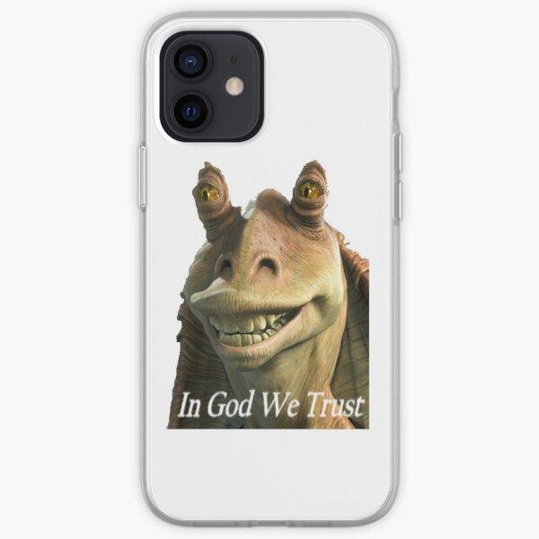 In God We Trust iPhone Soft Case