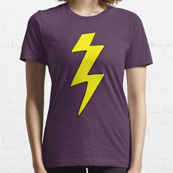 Scott Pilgrim VS the World - Lightning Bolt Shirt - Knives Chow Essential T-Shirt