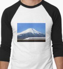 Mount Fuji and Tokaido Shinkansen, Shizuoka, Japan T-Shirt