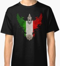 The Art Painting Of Italy Classic T-Shirt