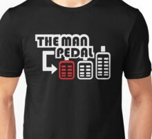 The Man Pedal (1) Unisex T-Shirt