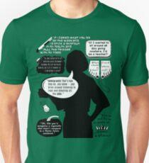 Malory Archer — Quotes Unisex T-Shirt