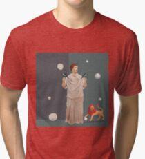 ●◐◑phases of the moon●◐◑ Tri-blend T-Shirt