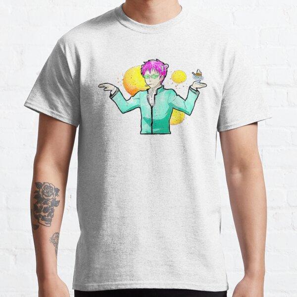 Saiki Kusuo no Psi-nan Camiseta clásica