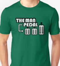 The Man Pedal (3) T-Shirt