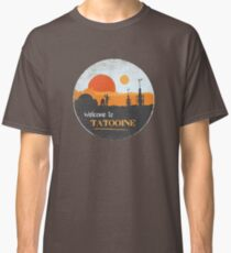 Welcome to Tatooine T-shirt classique